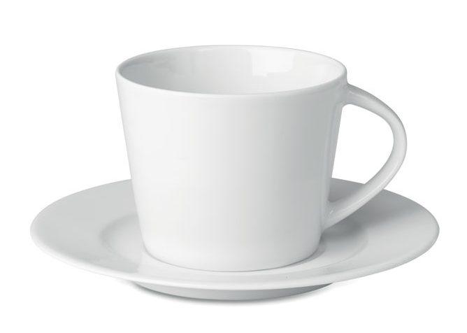 Cappuccino Cup And Saucer - Paris
