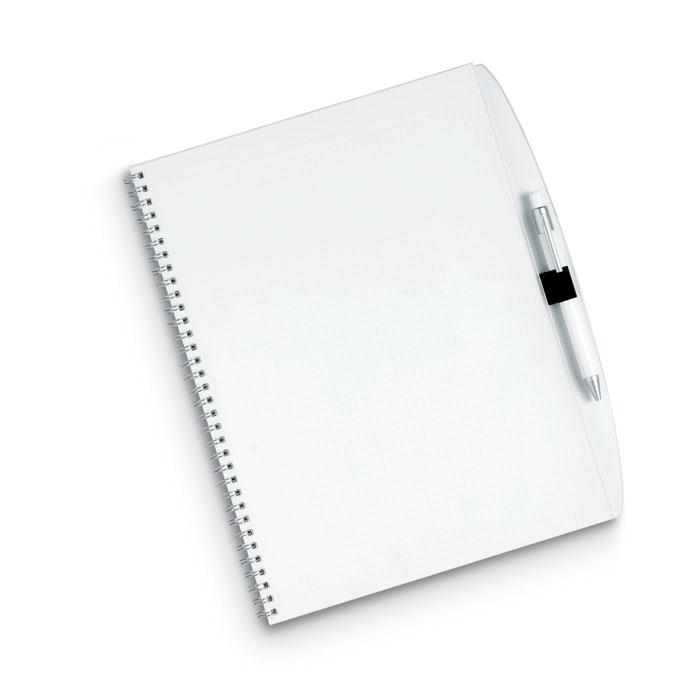 Bloc de Notas A4 Y Bolígrafo - Studious