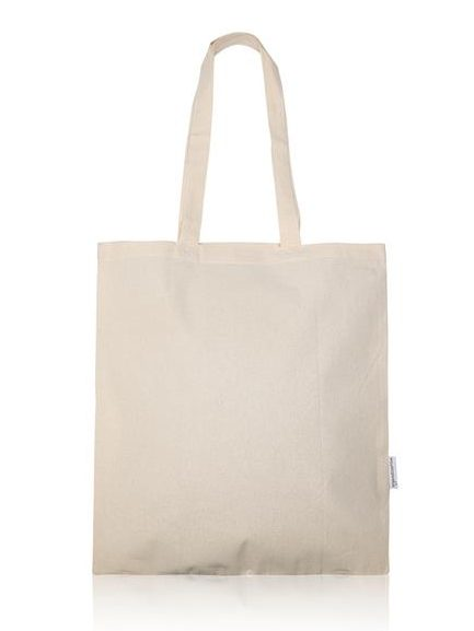 140g 100% Organic cotton bag