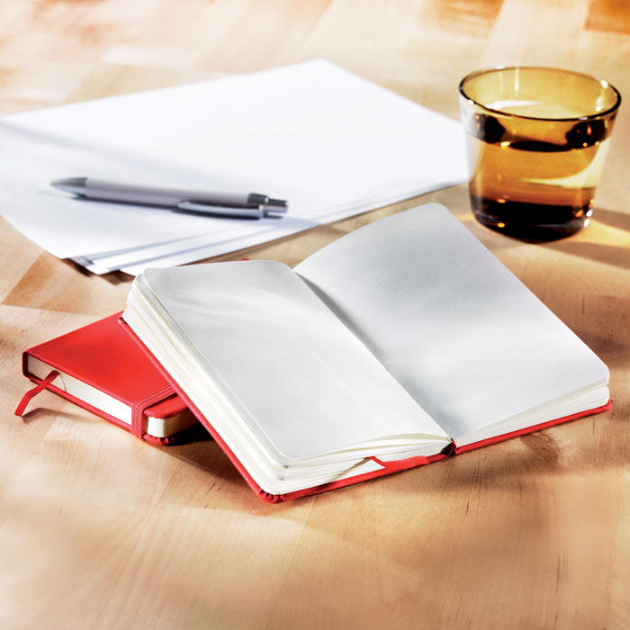 96 pages notebook - NOTELUX