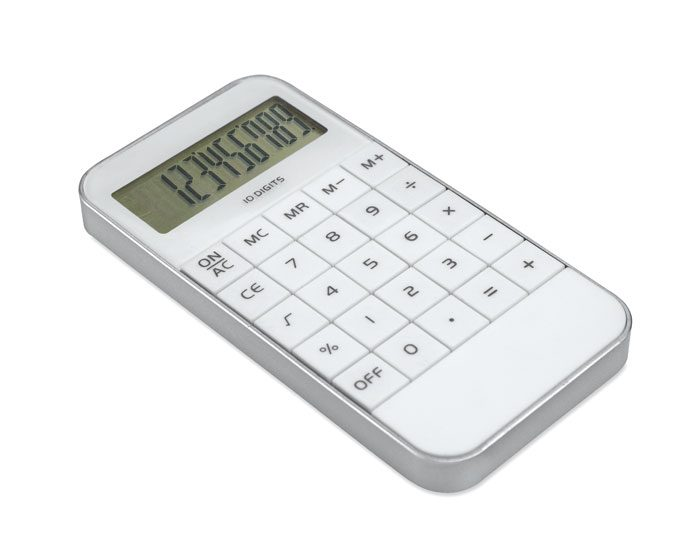 10 digit display Calculator - Zack