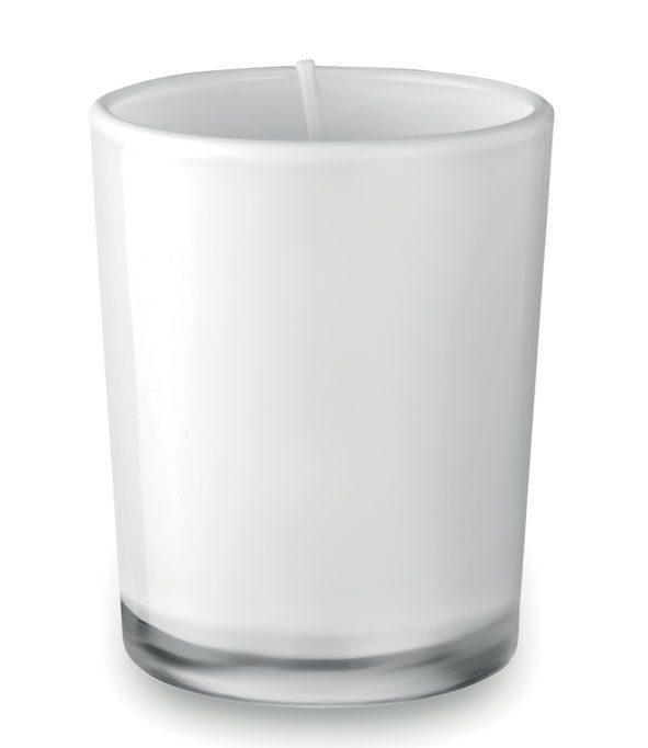 Pequena vela em vidro - Selight
