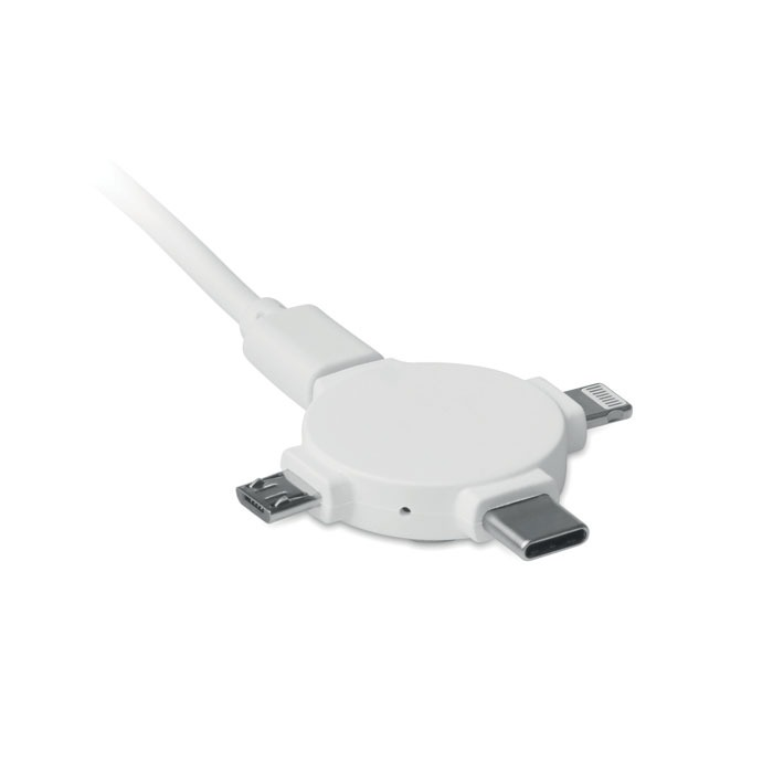 3 in 1 cable adapter - Ligo Cable