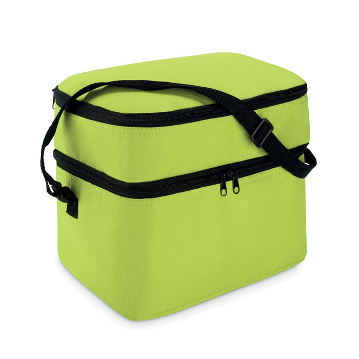 Cooler bag with 2 compartments - Casey