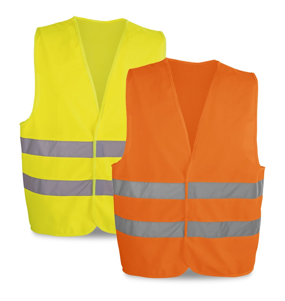 High visibility vest - Yellowstone