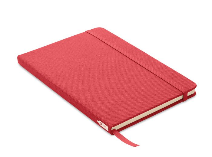 Capa  Notebook A5 600D RPET - Note Rpet