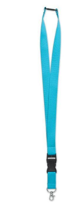 Lanyard 25mm Con Mosquetón - Wide Lany