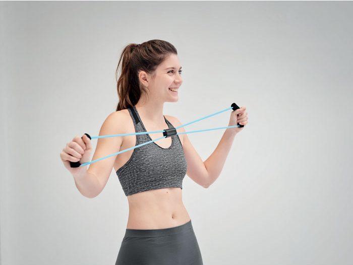Corda de exercício em Bolsa RPET - Ropes