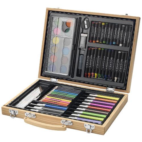 Set Para Colorear De 67 Piezas - Rainbow