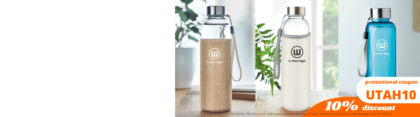 A bottle that matches your brand!